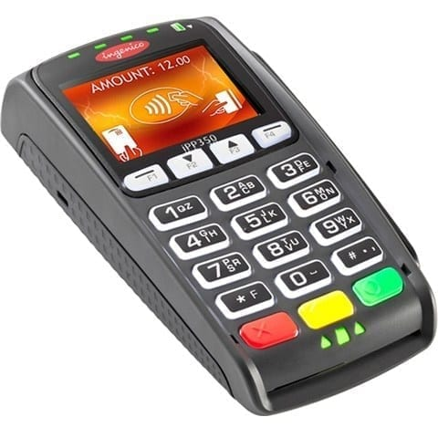 Ingenico EMV IPP350 Pin Pad with Integrated Card Reader