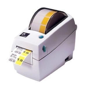 Zebra LP2824 Plus Label Printer