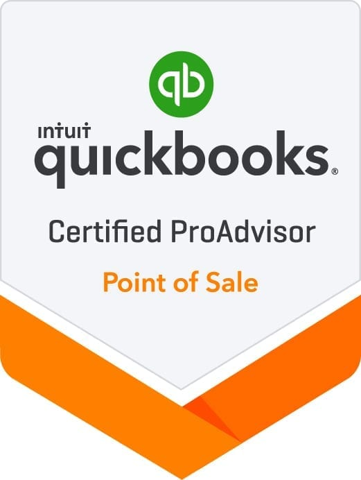 Certified ProAdvisor - Pont of Sale