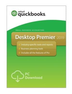 QuickBooks Premier 2019