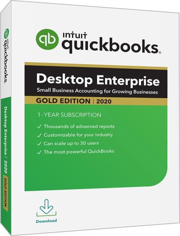 QuickBooks Enterprise GOLD